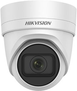 Hikvision IP turret kamera - DS-2CD2H55FWD-IZS, 5MP, 2944 × 1656, 20fps, IP67, 30m IR, IRcut, obj.2.8-12mm motor zoom
