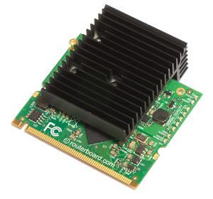 MikroTik R2SHPn 802 11b/g/n 2,4GHz Super High Power MiniPCI